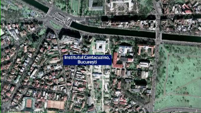 institutul cantacuzino