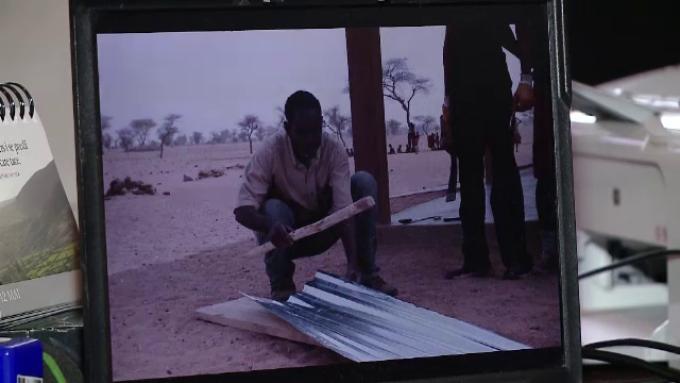 Voluntari in Africa