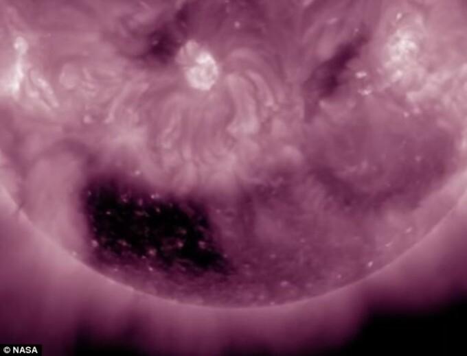 gaura patrata Soare