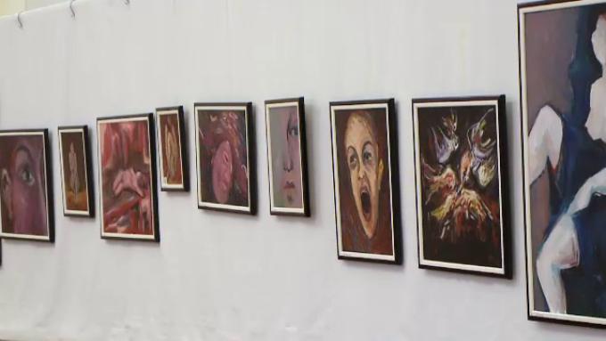 Picturi ale doctorului Mircea Popitiu