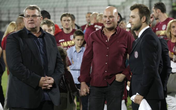 Saptamana decisiva pentru CFR. Paszkany decide daca baga echipa in insolventa sau o duce in Europa