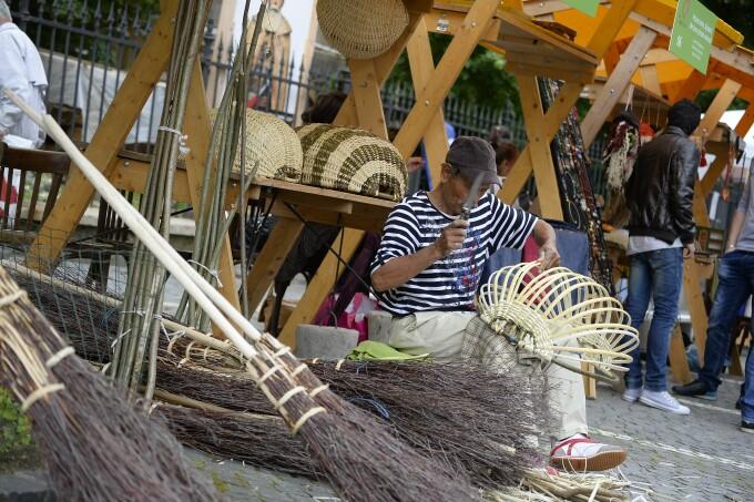 Piata Huet, festival, mestesugari
