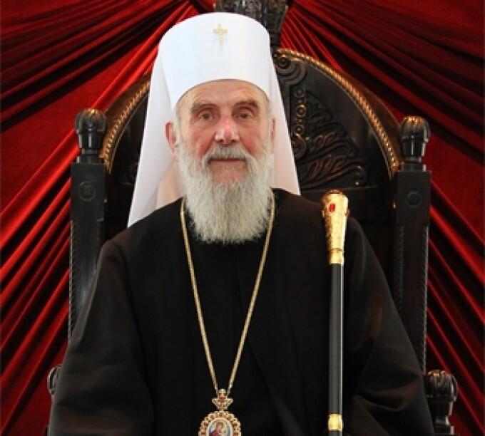 Patriarhul Irineu al Serbiei
