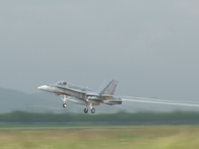 Un avion IAR 93 fabricat in Romania va ocupa un loc in Muzeul Militar al Armatei din Slovenia