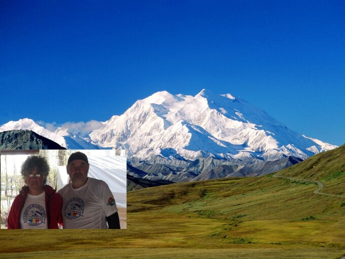 alpinisti,alaska