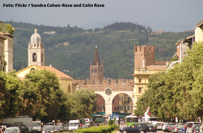 imagine din Verona