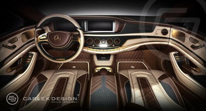 Mercedes S Klasse - 5