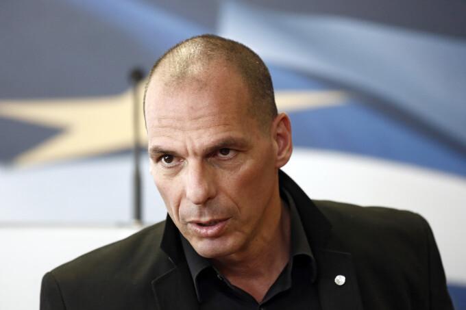 Yanis Varoufakis Getty