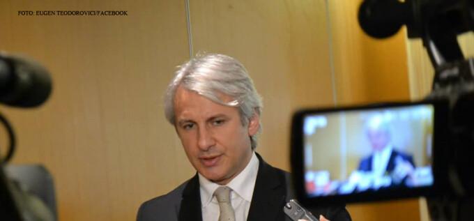 Eugen Teodorovici FOTO FACEBOOK
