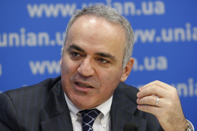 Garry Kasparov - getty