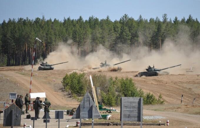 armata rusa - Itar tass