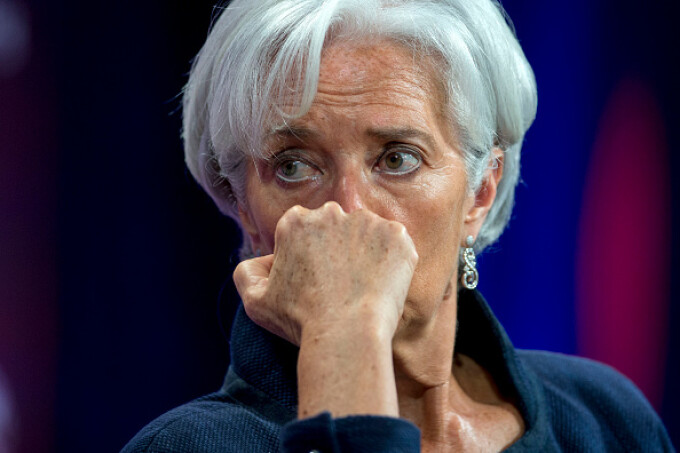 Christine Lagarde - Getty