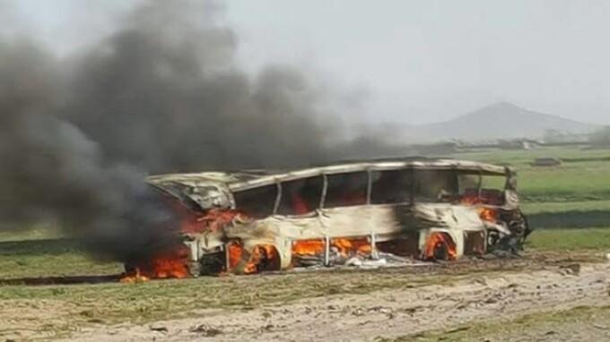 explozie Afganistan