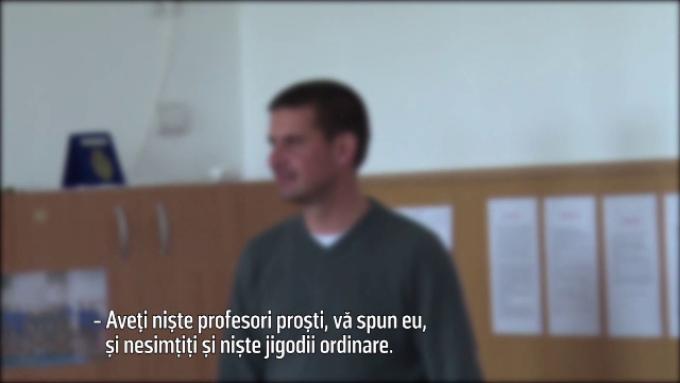 profesor religie Targoviste