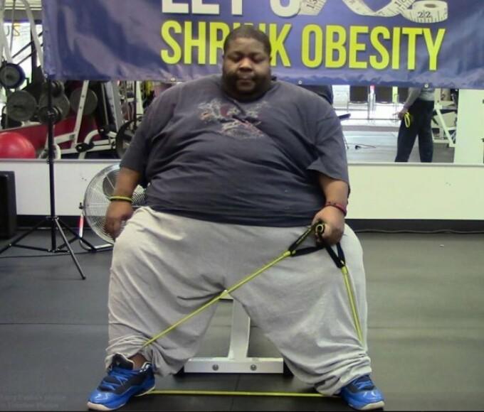 Larry Evans obez