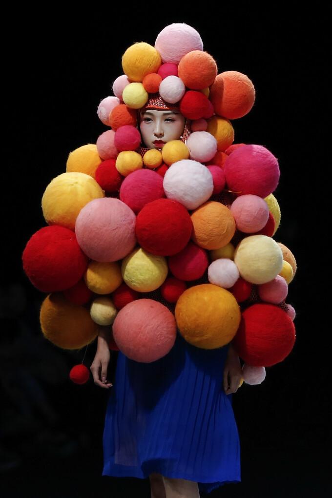 Festival de moda in China