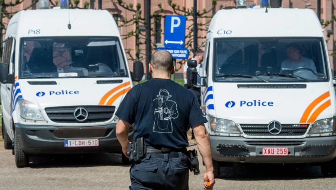 inchisoare din Belgia - Agerpres