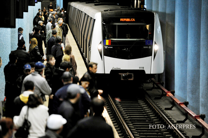 statie metrou Bucuresti