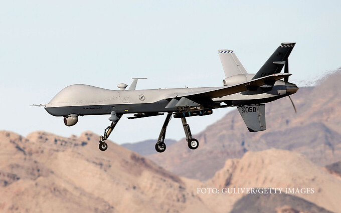 drona reaper