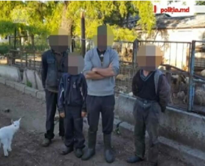 Caz de sclavie in Republica Moldova