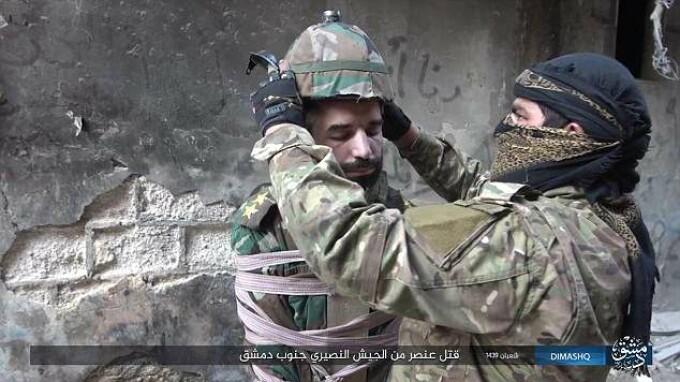 siria, executie, jihadisti