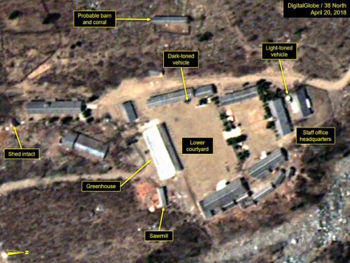 Imagini Din Satelit Surprinse In Coreea De Nord Observațiile