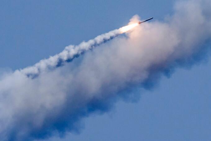 test rusesc cu rachete Kalibr