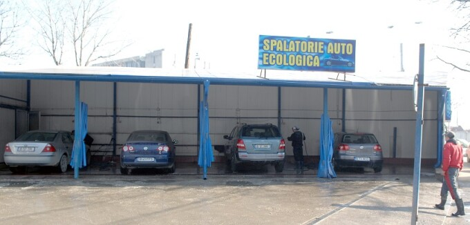 Spalatorie auto