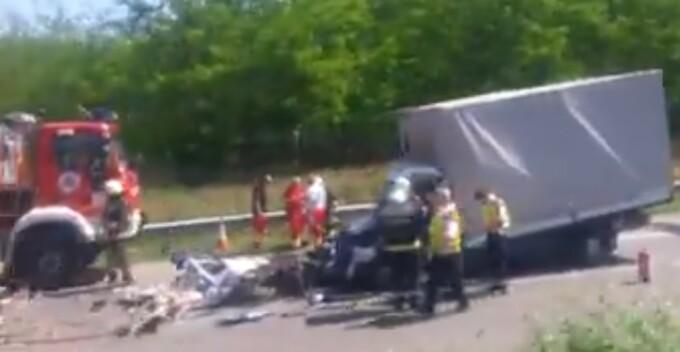accident M5