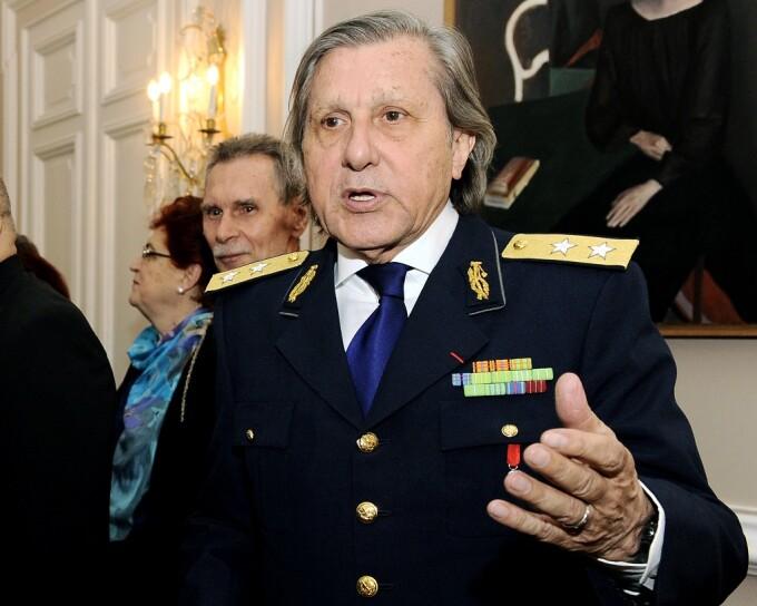 Ilie Nastase, general-maior in retragere