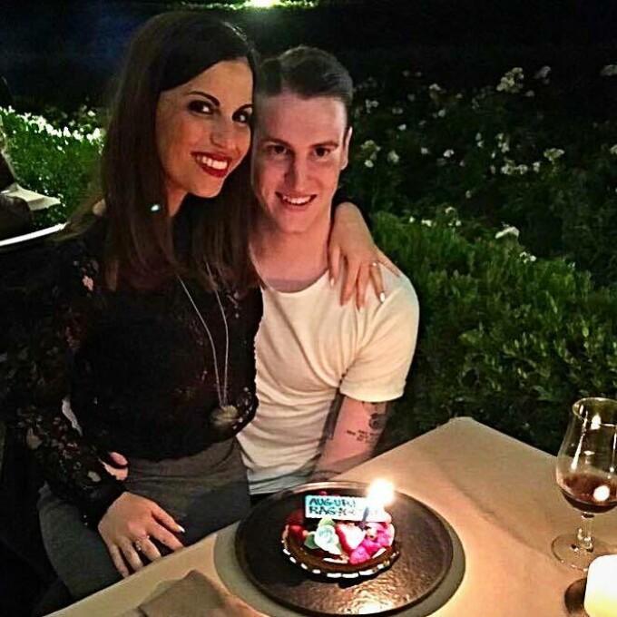 Elisa Amato, Federico Zini, ucis, iubita, sinucidere