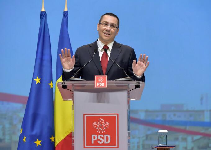 Victor Ponta PSD
