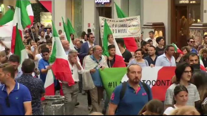 criza italia