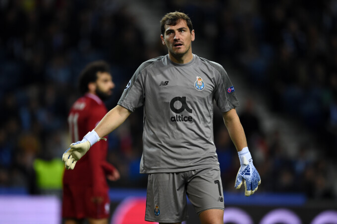 iker casillas,