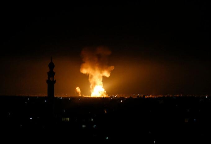 Israel - Fâșia Gaza - 1