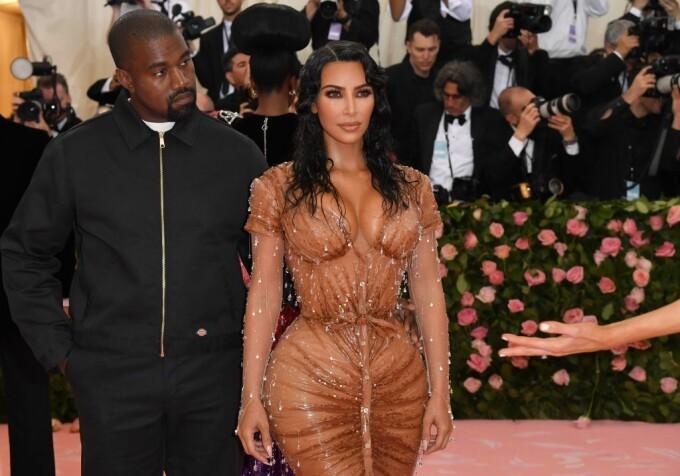Familia Kardashian-Jenner la Met Gala 2019 - 6