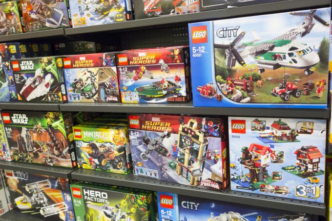 Cutie cu Lego