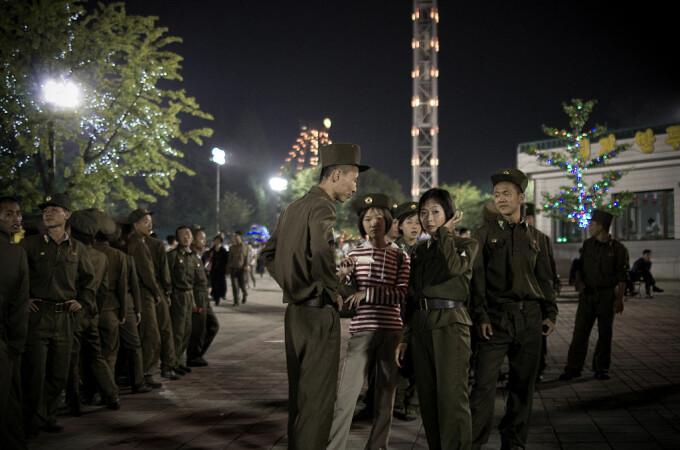politie in Phenian
