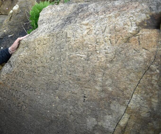 Inscripția din Franța