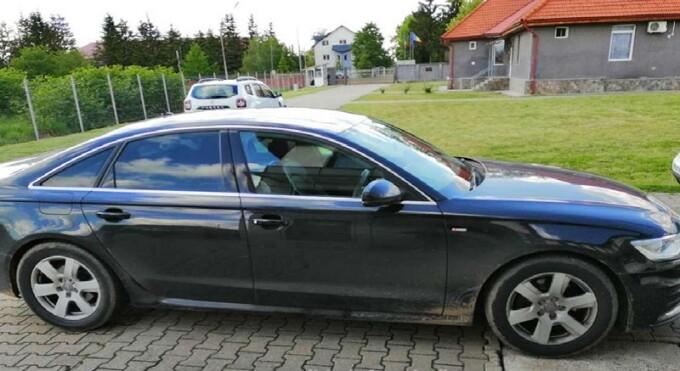 Un tânăr a rămas fără Audi-ul de 10.000 de euro