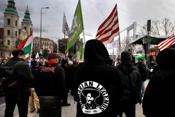 Legiunea Nationala din Ungaria