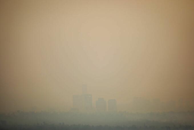 Nor de poluare în Ciudad de Mexico - 7