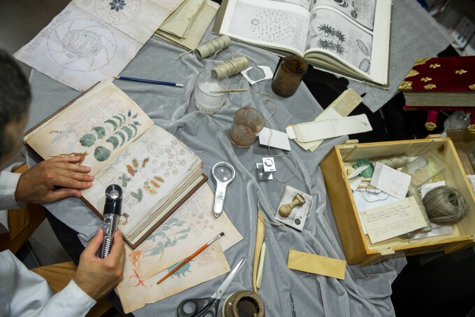 Manuscrisul Voynich, examinat de cercetători - 4