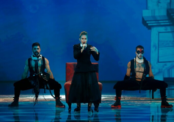 Ester Peony la Eurovision 2019