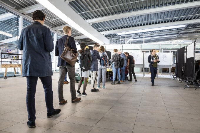alegeri europarlamentare in Olanda