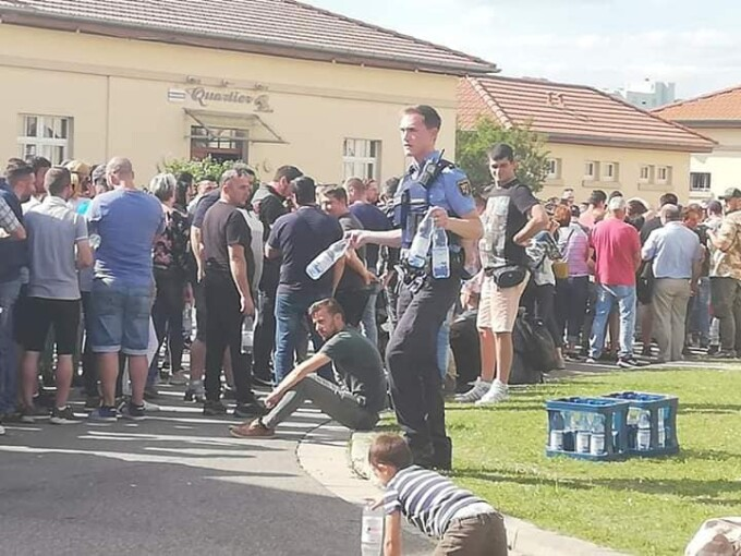 Vot Germania politie apa