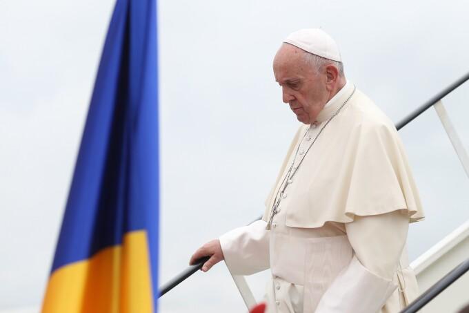 Papa Francisc în România - 2