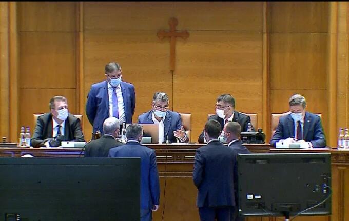 Modificarea adusă de parlamentari hotărârii privind starea de alertă