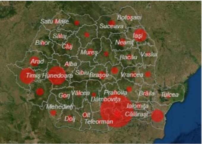 Previziuni sumbre privind bilanțul deceselor în România. Cifrele unui institut american sunt alarmante
