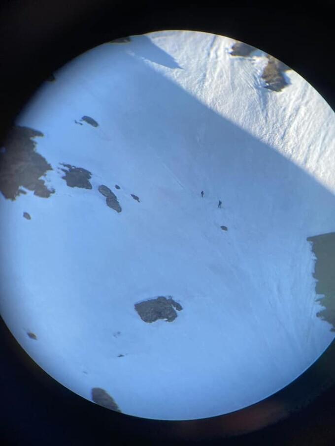 Intervenții contracronometru ale salvamontiștilor pentru turiști blocați în zăpada din Bucegi. Printre victime, un copil